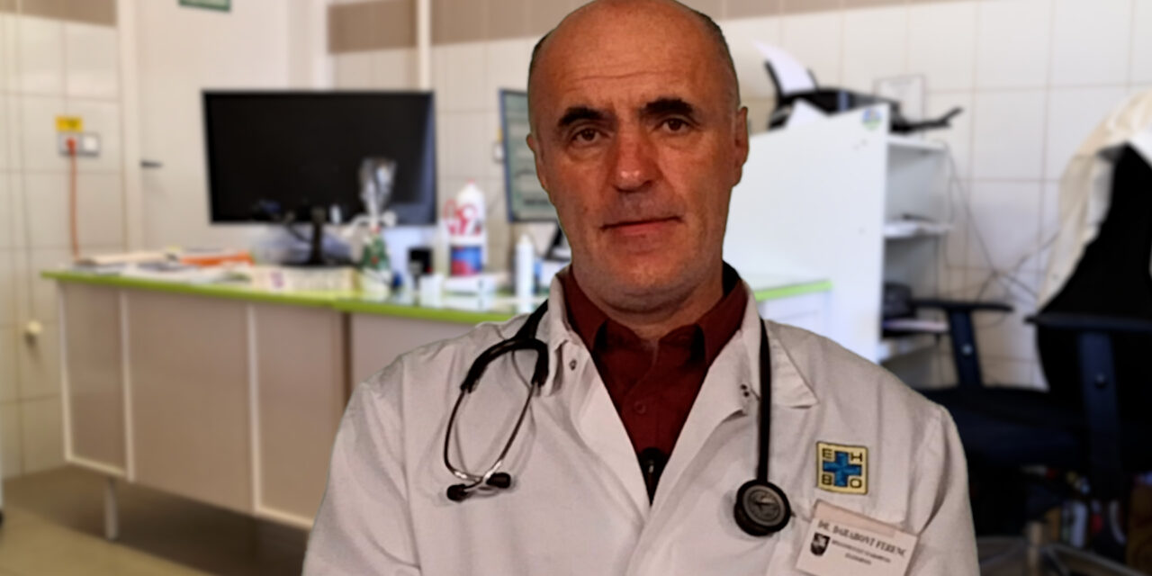 Dr. Darabont Ferenc tájékoztatója