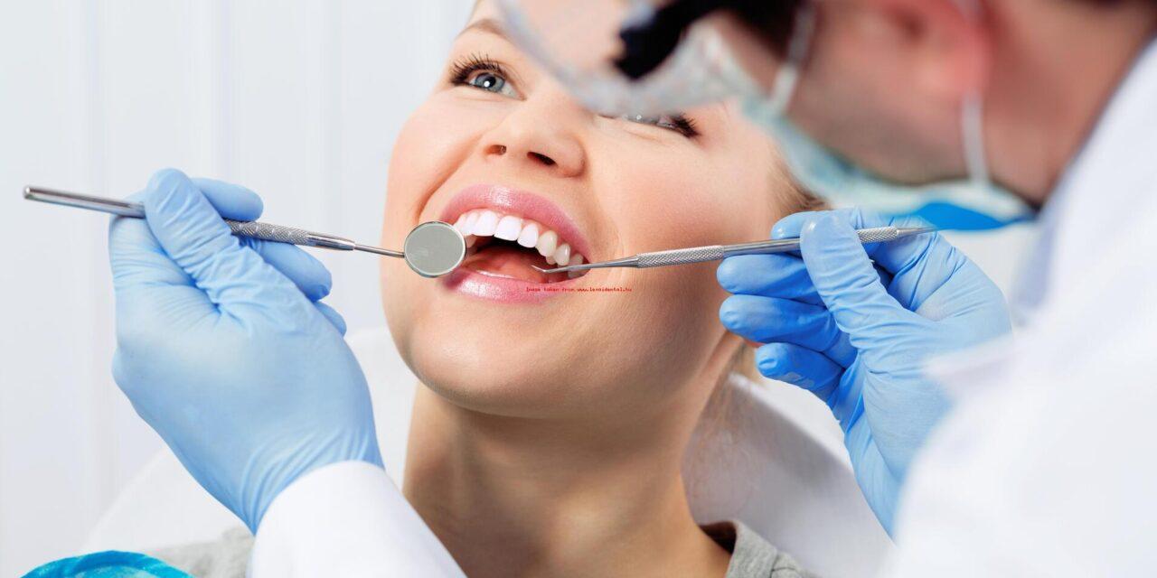 Óvintézkedések a fogászati rendelőben