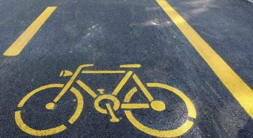 Kerékpárút a Balatonberény – Balatonszentgyörgy – Vörs útvonalon