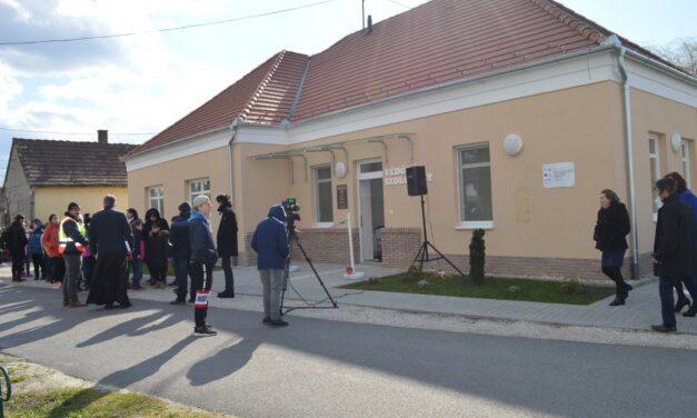Balatonszentgyörgy – Hollád egészségügyi alapellátásának fejlesztése
